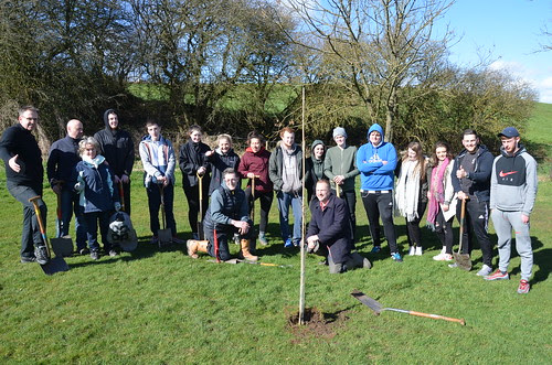 Extending the Kingsway Community Orchard