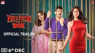 Pati Patni Aur Woh (2019) Hindi Movie | Star Cast and Crew | Official Trailer | Hindi New Movie