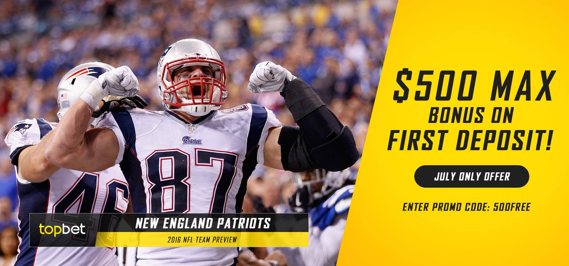 New England Patriots 201617 Team Preview Odds