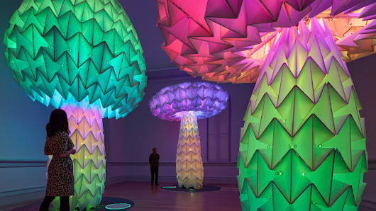 How the Smithsonian is turning its art exhibitions into virtual realit