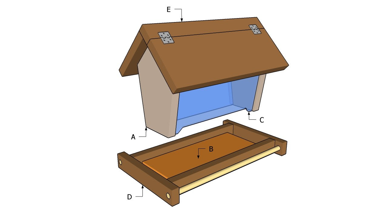 Woodwork Plans For W