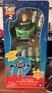 Download Amazon.com: Toy Story Buzz Lightyear Talking Model Kit: Toys & Games