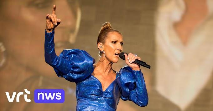 """Céline Dion annuleert 2 concertreeksen in Las Vegas door """"ernstige en aanhoudende spierkrampen"""""""