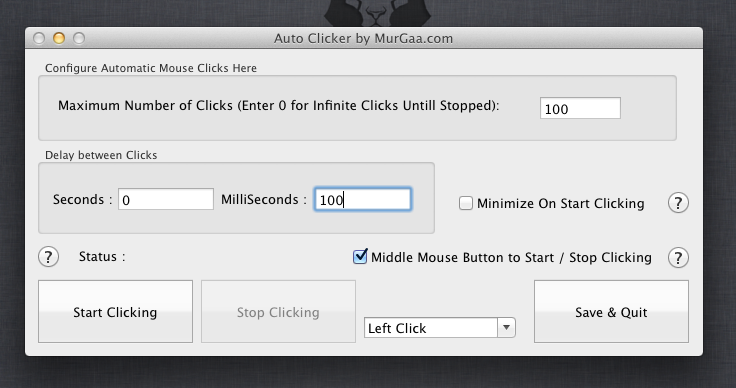 Mac Auto Mouse Clicker Software Downloads For Mouse Automation - roblox auto clicker apk source