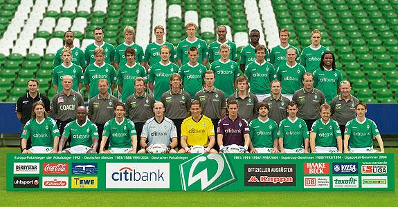 Werder Bremen Team - SV Werder Bremen Photo (291489) - Fanpop