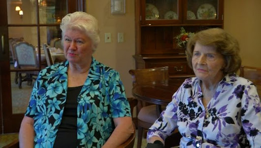 Texas Pair Celebrates Nearly 83 Years of Friendship