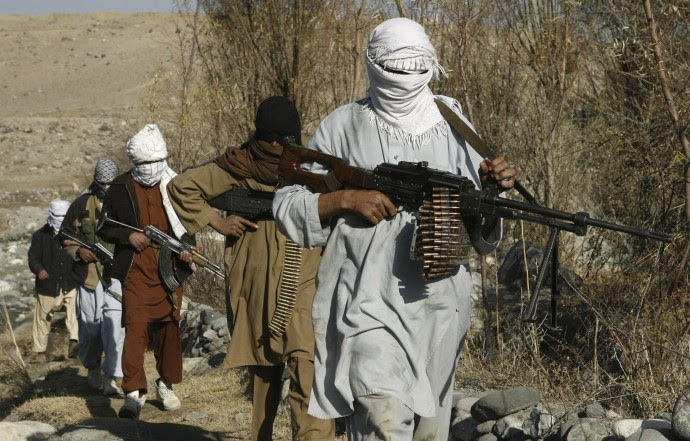 Obama Administration Says Afghanistan Is 'Tipping In The Taliban's Favor'
