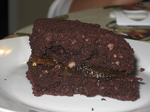 BIZCOCHO DE CHOCOLATE EN 5 MINUTOS