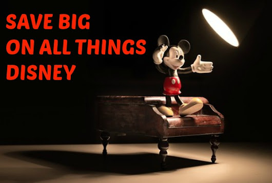 Save Big On All Things Disney With Groupon Coupons - Just Marla