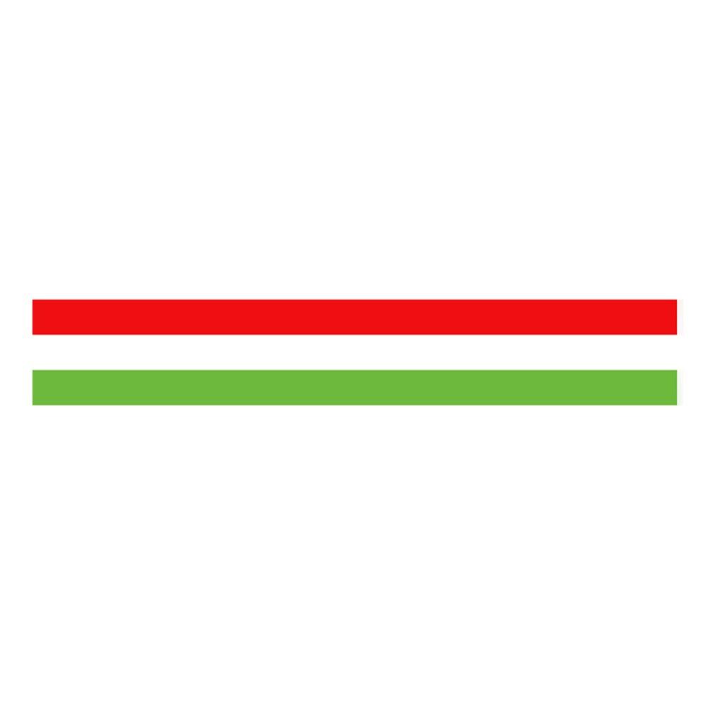 Satın Al Araba Styling Sticker Italyan Fransız Almanya Bayrağı üç