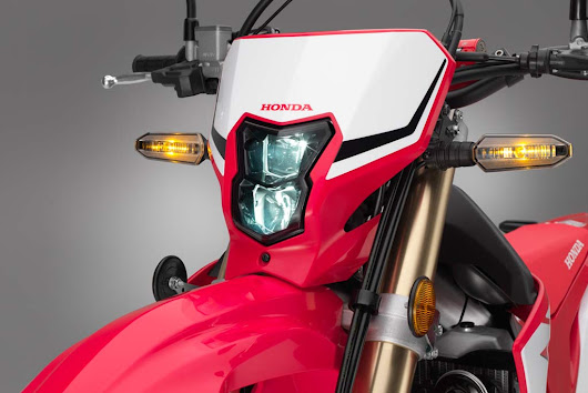 7 Things To Know About The All-New Honda CRF450L - ADV Pulse