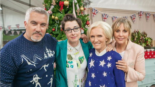 Bake Off, Briggs and Mrs Brown: BBC's festive offerings - BBC News