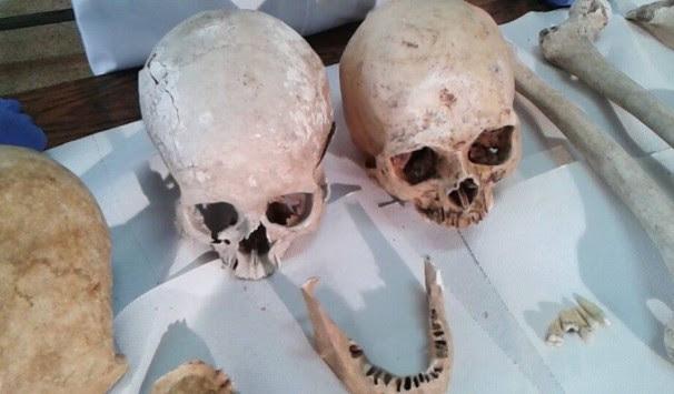 Το μυστήριο του σκελετού της Αμφίπολης