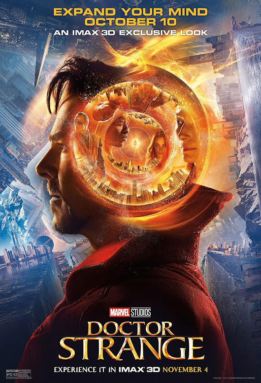 Doctor Strange – Review