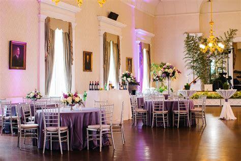 Purple Hibernian Hall Wedding by Riverland Studios ? A