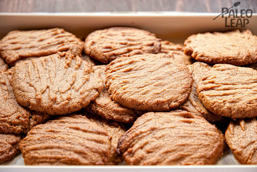 Paleo Flourless Gingersnap Cookies Recipe