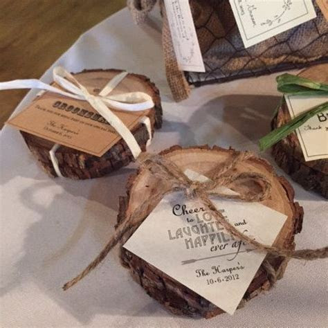 Best 25  Rustic wedding favors ideas on Pinterest
