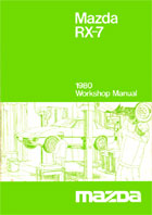 Foxed Ca Mobile Mazda Rx 7 Manuals