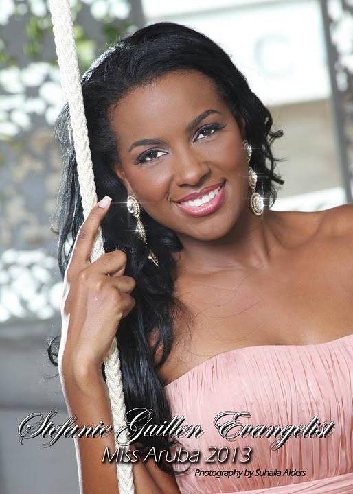 Miss Universal : Stefanie Guillen Evangelista – Miss Aruba Universe 2013 (9 photos … Miss Universe 2013, Stefanie Guillen Evangelista Miss Universal