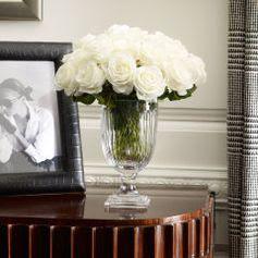 Marion Crystal Vase - Ralph Lauren Home Candlesticks & Vases - RalphLauren.com
