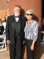 Barbara and Jim Aikens of Datura Gallery