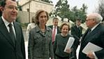 Maria Barroso podia ter sido Presidente. A rainha Sofia lançou-lhe o repto