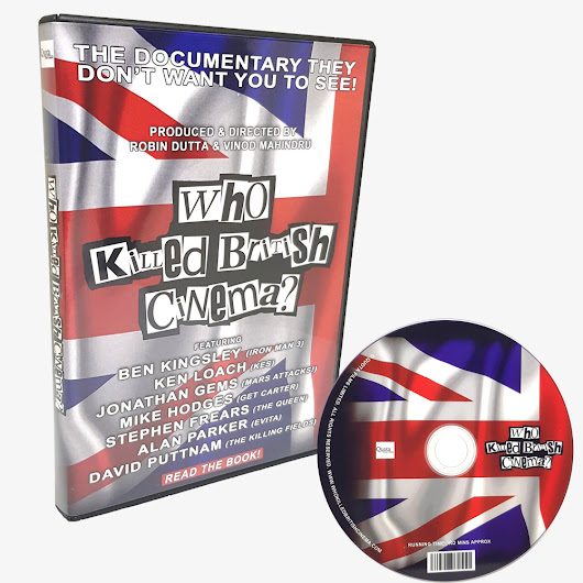 Who Killed British Cinema? DVD