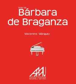 Portada biografía Bárbara de Braganza