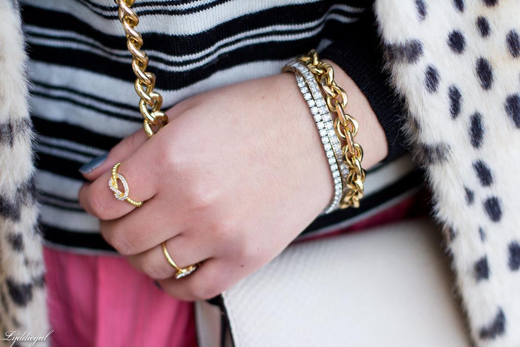pink skirt, stripes, leopard coat-5.jpg