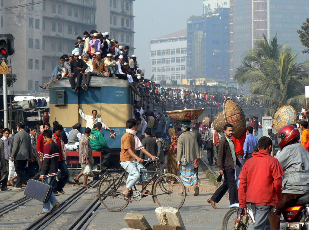 Todos a bordo para Bangladesh - Biswa Ijtema 2014 18