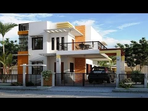 Inspiration desain rumah idaman 1 lantai 2 lantai ...