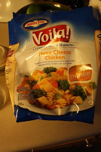 Birds Eye Voila! Three Cheese Chicken