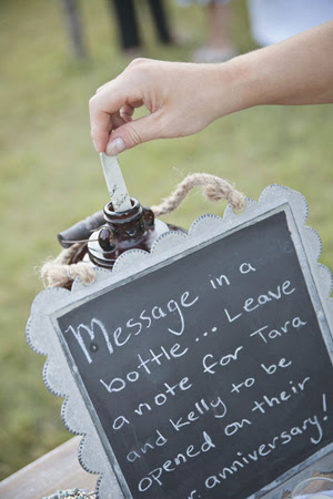 Alternatives To The Traditional Wedding Guest Book North West Brides