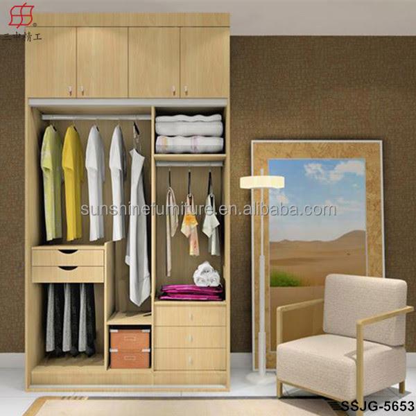 Wooden Almirah Designs For Living Room 5 Doors Wooden Wardrobe