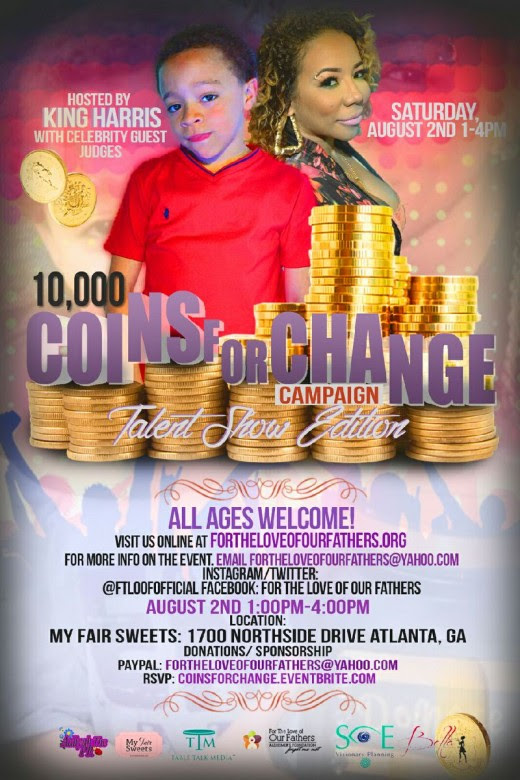 EVENT: #FTLOOF Alzheimer's Foundation Presents 10,000 Coins Fundraiser on Saturday, August 8, 2014 - FreddyO.com