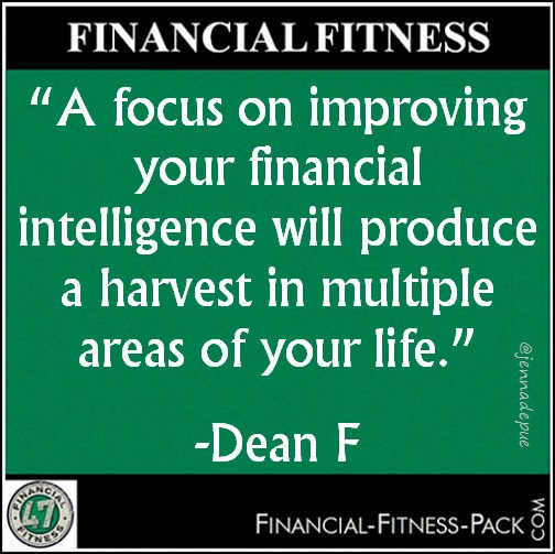 Financial Fitness Program: Multiple 2015 Success Stories • Jenna Depue's Blog