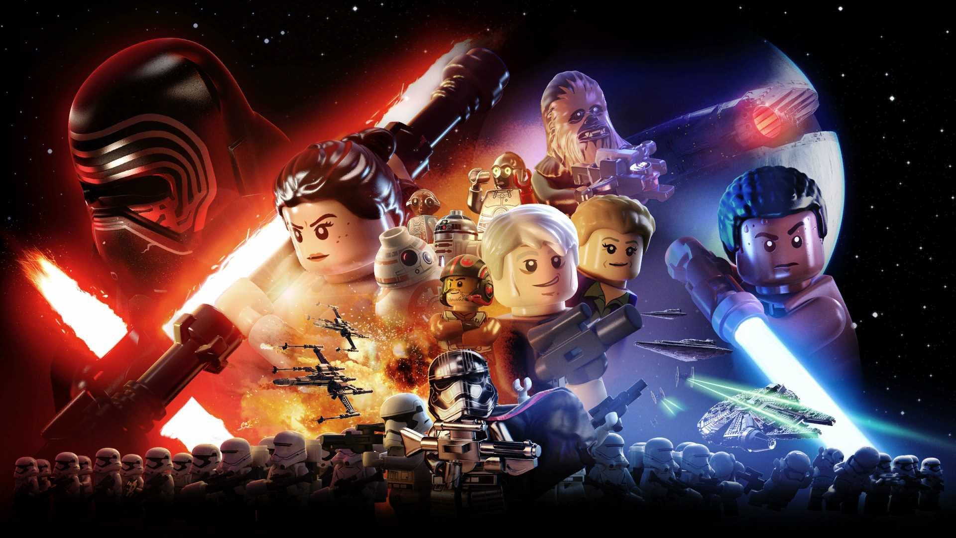 Looks Like There S A New Lego Star Wars Game On The Way Nintendo