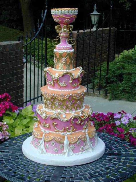 31 best images about Wedding Cakes   Baroque on Pinterest