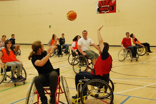 Paralympic Activity Afternoon | Greenbank College - Liverpool
