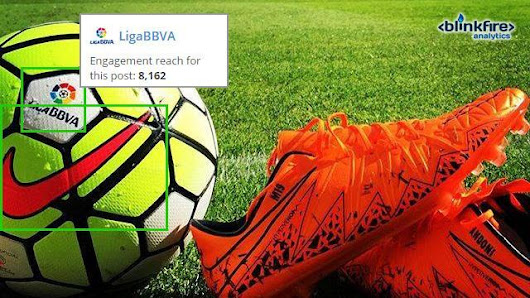 LaLiga leads the way in brand detection thanks to Blinkfire Analytics