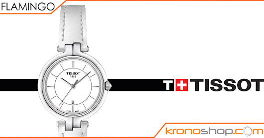 Orologi da donna Tissot Flamingo - Kronoshop Luxury eStore