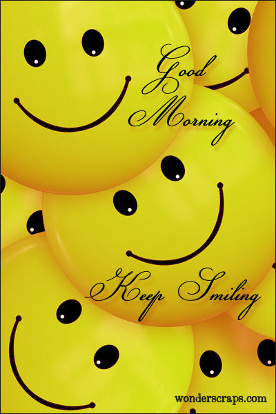 Good Morning Keep Smiling Quote Pictures Photos And Images For