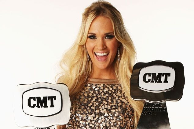 2012 CMT Awards, Carrie Underwood