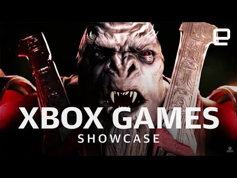 Top 10 Games From The Xbox Showcase