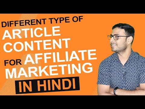 How to Create Content for Promoting Affiliate Links