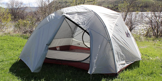 REI Co-op Half Dome 4 Plus Tent Review