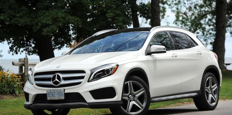 Mercedes Benz Gla Suv Review
