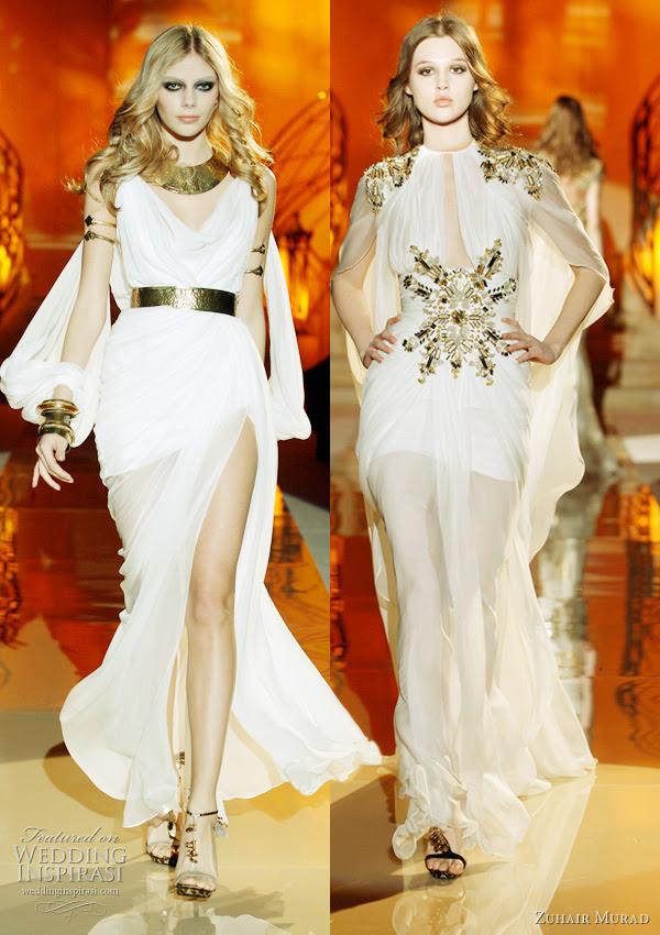 zuhair murad dresses spring 2011