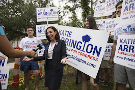 House candidate Katie Arrington, who beat Rep. Mark Sanford, hospitalized after car wreck