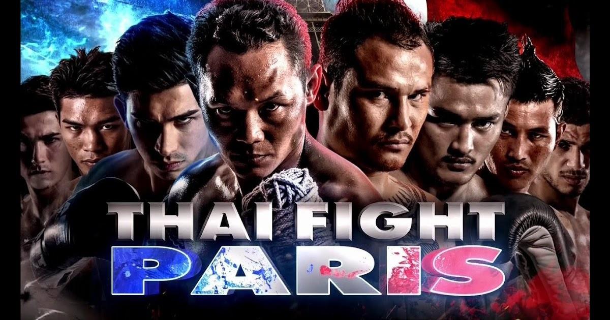 ไทยไฟท์ล่าสุด ปารีส Victor Pinto 8 เมษายน 2560 Thaifight paris 2017 https://goo.gl/XBVSwF